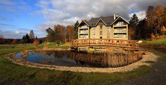 Landscape - Garden Hotel Mezna Photo