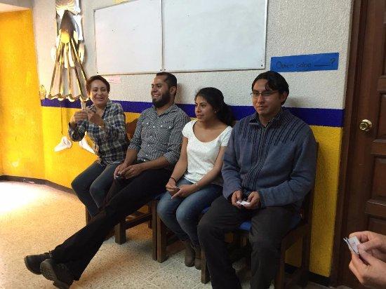 Oaxaca, México: The amazing staff at Espanol Interactivo