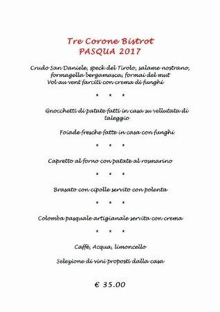 Aviatico, อิตาลี: Pasqua al Tre Corone. 2017