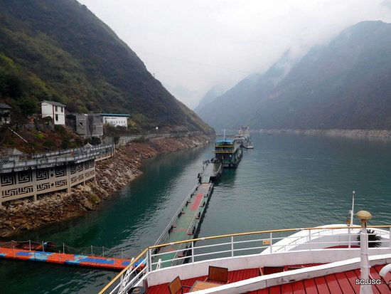 Yichang, จีน: Three Gorges