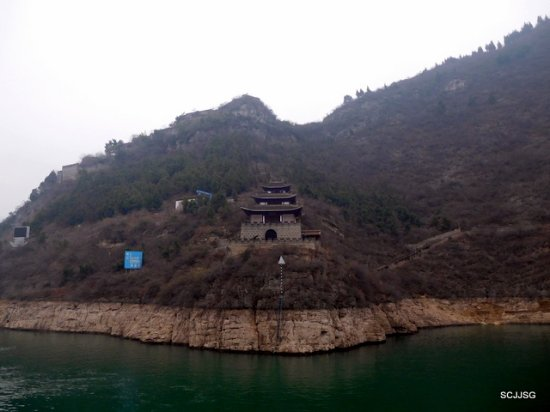 Yichang, China: Cruising Three Gorges