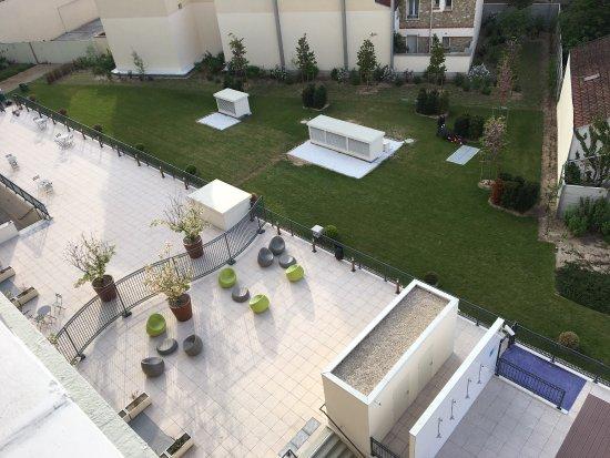 Melon District Paris La Defense Picture Of The Student Hotel Paris La Defense Tripadvisor