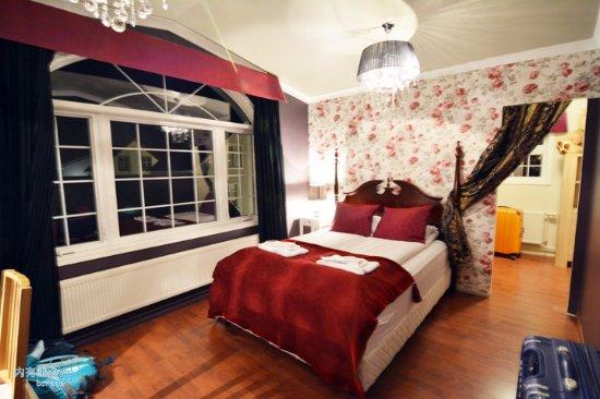 Nupan Deluxe: 溫馨舒適的房間