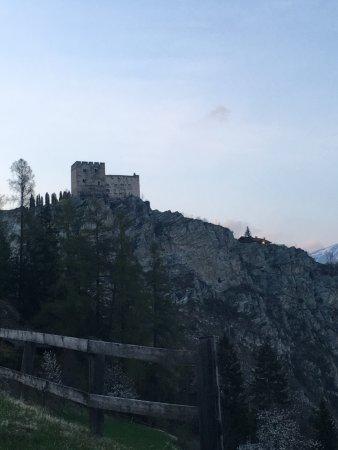Ladis, Oostenrijk: Burg Laudegg