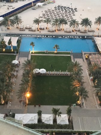 Another fab stay from the Jumeriah team!