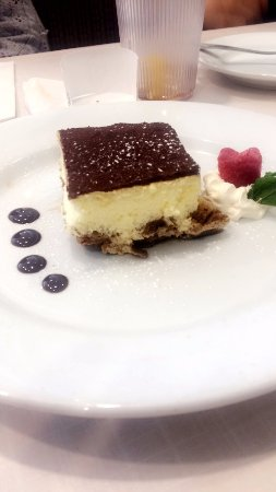Nanuet, NY: Complimentary Tiramisu dessert from manager. Thank you! :-)