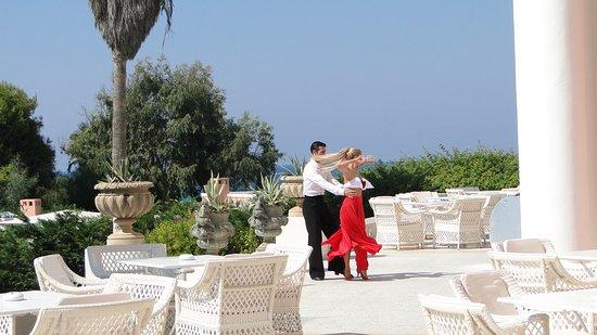 Kyllini, Greece: Taniec klasyczny
