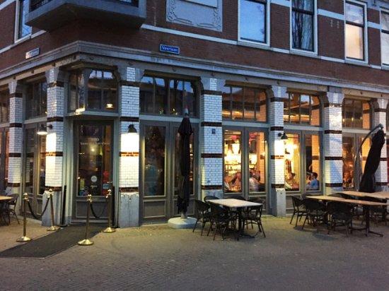 Restaurant CEO Baas Van Het Vlees: Outside