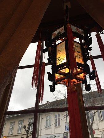 Langesund, Noorwegen: Peking House