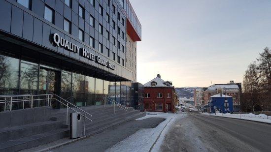 挪威納爾維克: Quality Hotel Narvik