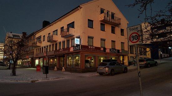 挪威納爾維克: Fu Lam Restaurant Narvik