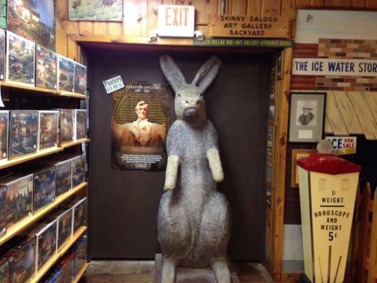 Wall, Dakota del Sud: 6 ft Rabbit