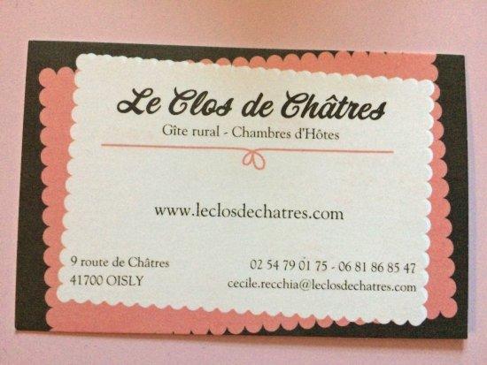 Oisly, Prancis: carte