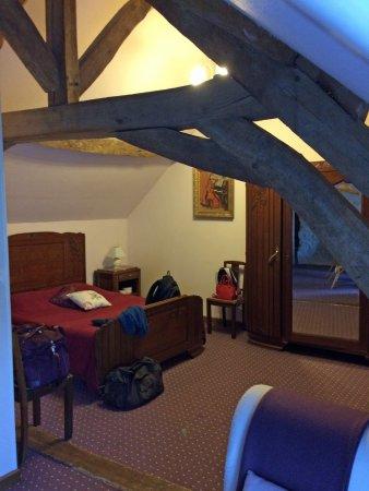 Oisly, Prancis: chambre