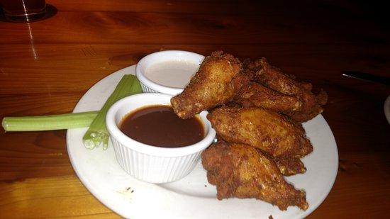 Love & War In Texas: The Tasty-Seasoned Wings Awaits!