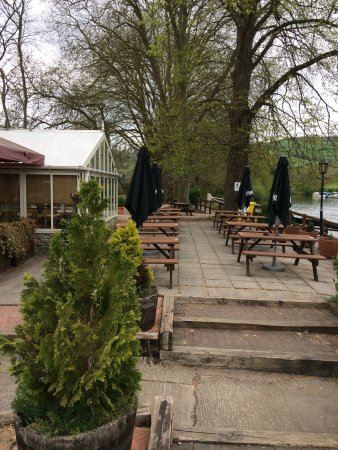 Enjoy the sunshine by the river at Saltford
