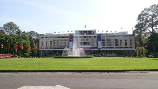 The Independence Palace Photo