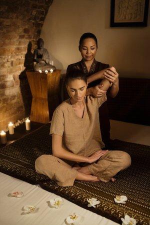 thaimassage östersund spa och massage
