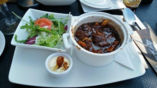 Restaurant De Graslei: Stew, Stoofvlees, Carbonade