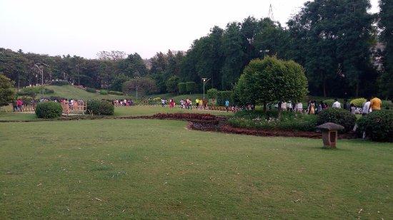 Pune Okayama Friendship Garden: Nice View of Garden