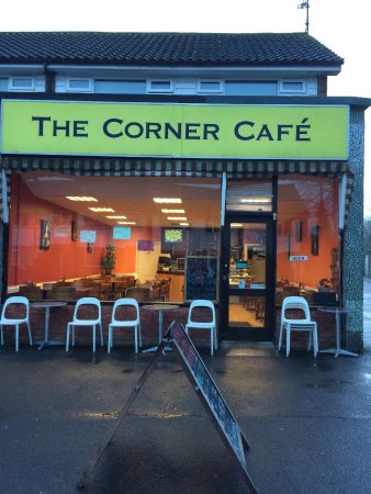 Hassocks, UK: The corner cafe