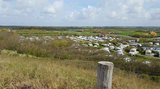 Zoutelande, Hollandia: Camping Janse