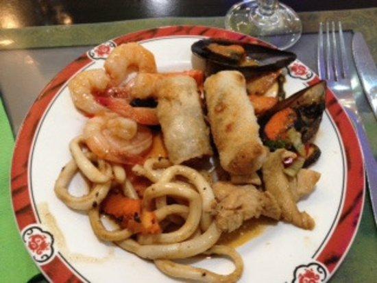 Restaurant asia palace dans voiron avec cuisine asiatique - Cuisine des sables voiron ...
