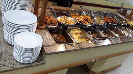 Sao Leopoldo, RS: buffet