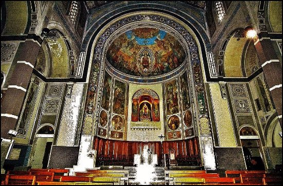 Parroquia Santa Teresa de l'Infant Jesus