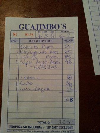Foto de Guajimbo's