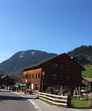 Schoppernau, Austria: Tresoli
