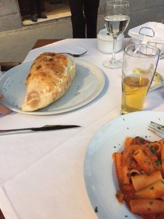 Lovely Italian food
