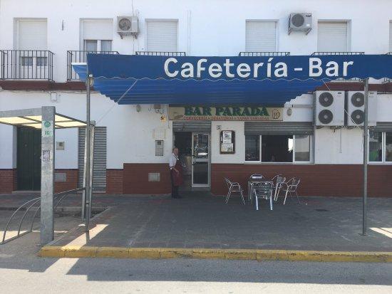 Aznalcazar, Spanje: Bar Parada