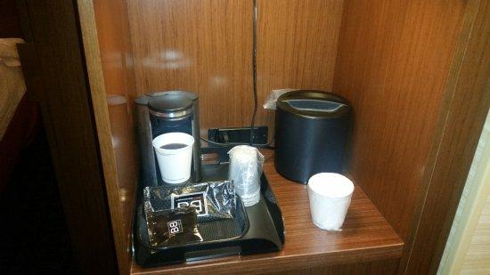 Eau Claire, WI: Coffee service