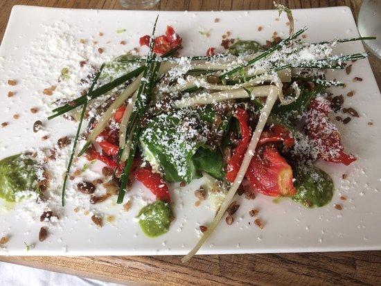 Café BUN : Vegetarian lunch. Fabulous.