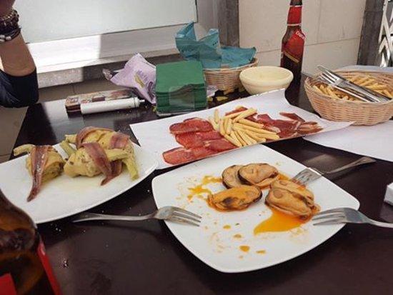 Ecija, Spain: Algunas delicias