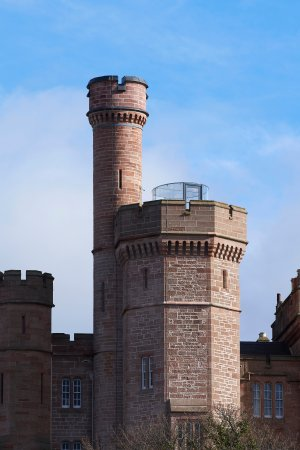 Inverness Castle Viewpoint
