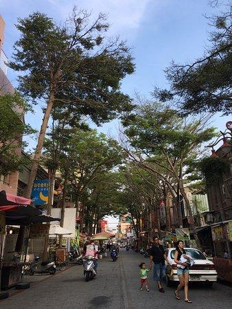 Changhua, Taiwán: 鹿港