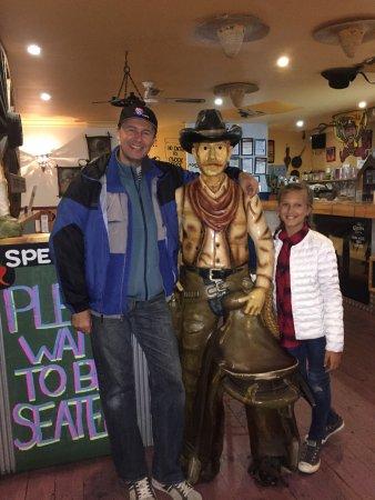 Panhandle Tex Mex Eatery & Bar: howdy!