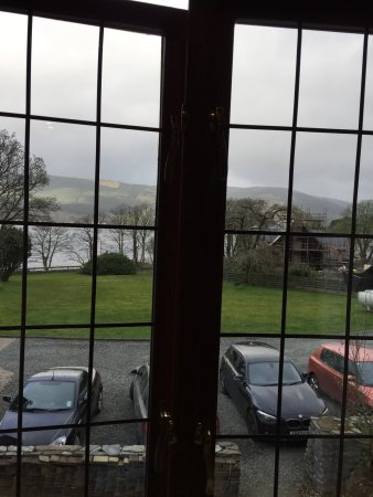 Knockderry House Hotel: View from room 8