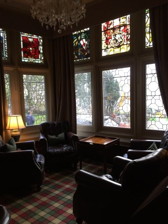 Knockderry House Hotel: Sitting room