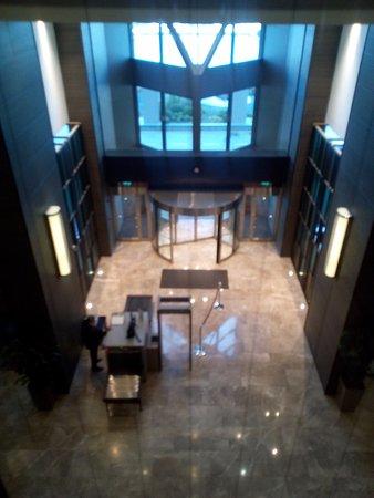Lobby Renaissance Polat Istanbul Hotel Istanbul Resmi Tripadvisor