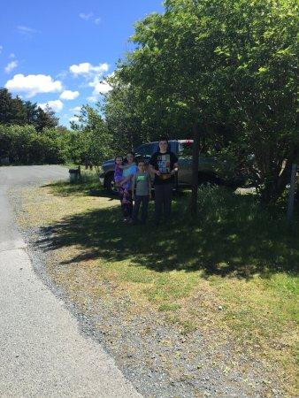 Pippy park fluvarium area walking trail