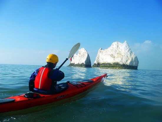 Freshwater, UK: Kayak Expeditions