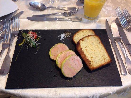 Quincampoix, Francia: Foi gras