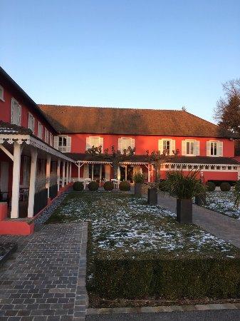 Romaneche-Thorins, Γαλλία: Lecker