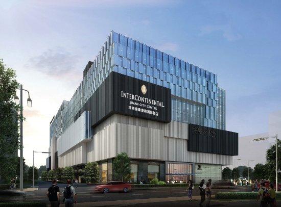 InterContinental Jinan City Center