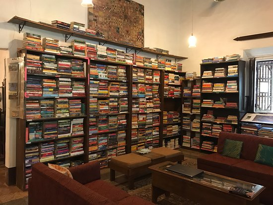 Literati Bookshop & Cafe