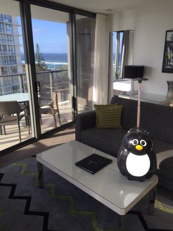 inneneinrichtung & wohnzimmer - picture of rhapsody resort, Wohnzimmer