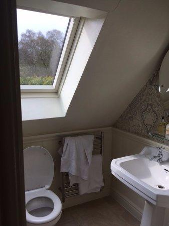 Arden, UK: Bathroom of Loft Apartment